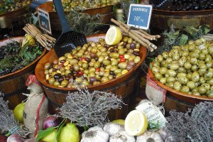 Farmers' markets Le Gite du Barriot